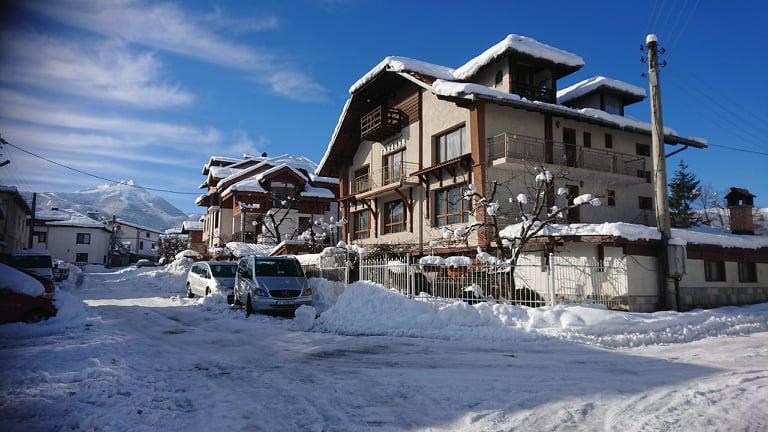 ski chalets in Bansko